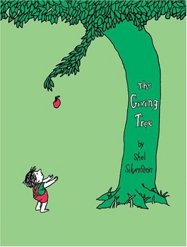 [英文绘本]The Giving Tree